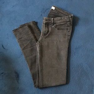 Pants - faded Black jeans